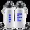 Thumbnail: 600 ml High Grade Stainless Steel Insulated Water Bottle - White