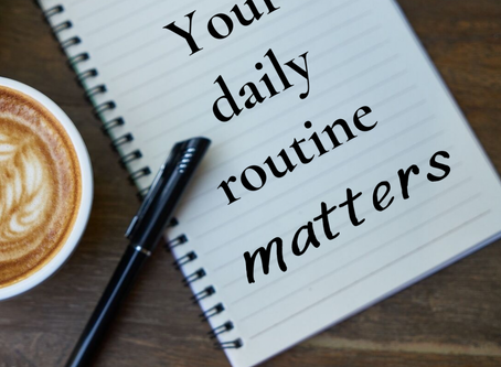 Use a Routine to Recover from Bipolar