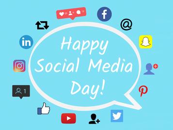 Happy Social Media Day!