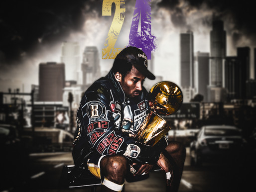 "NEW MUSIC Kobe Bryant Tribute ""24"" BOSSMAN FT. StarrZ"