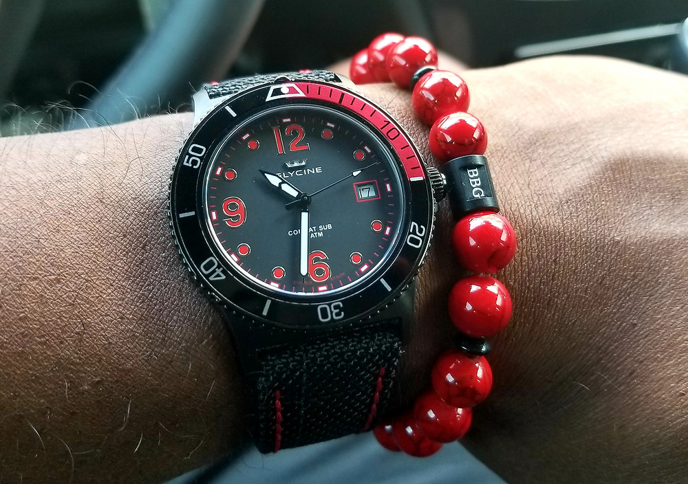 Glycine, Combat Sub, Dive Watch, Watch of the Day, WOTD, Watch U Wearing
