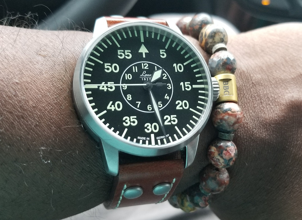 "Laco Pilot ""Pilot's Watch"" ""German Made"""