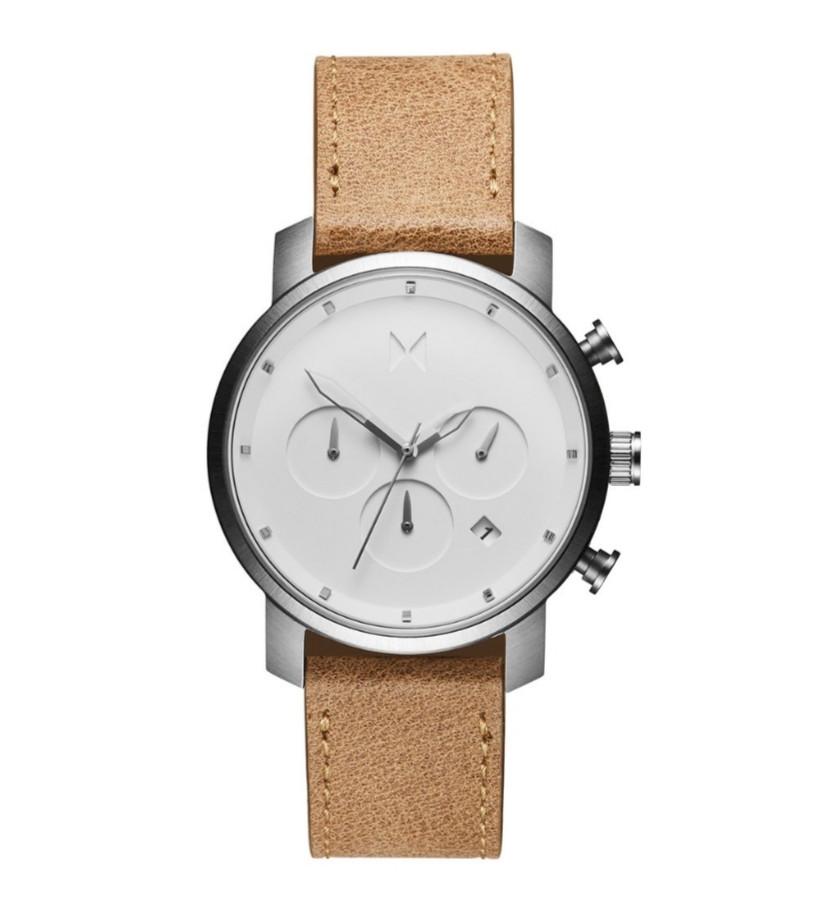 MVMT Timepiece, Creamery White, Photo Credit:  mvmtwatches.com