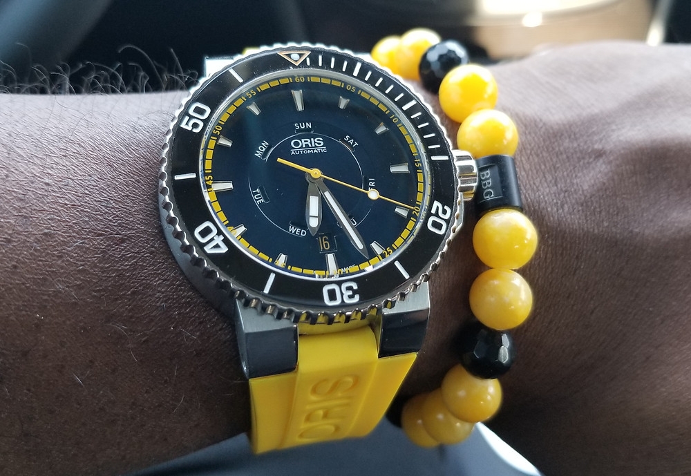 Oris, Great Barrier Reef, Dive Watch, Limited Edition