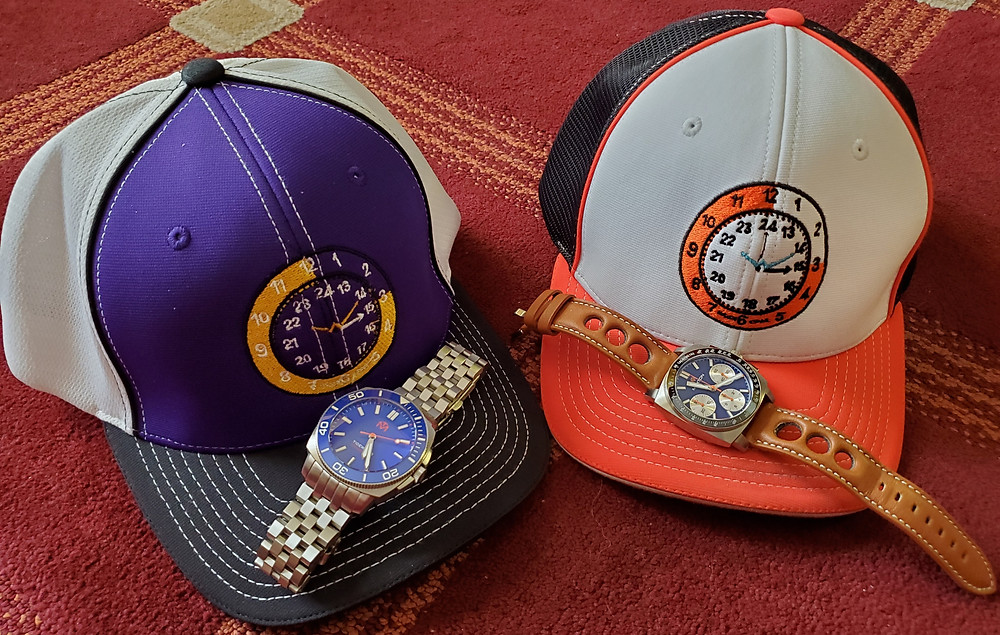 Wrist-Game Swag with McDowell Time Tidewater & McDowell Time Maxton Timepieces