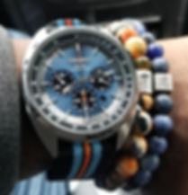 Seiko Recraft Solar Chronograph