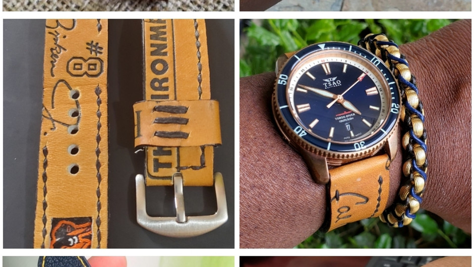 The Artistry Of Custom Watch Straps