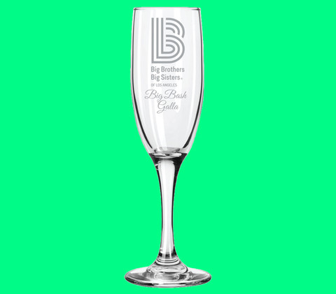Celebratory Champagne Flute (6 oz)