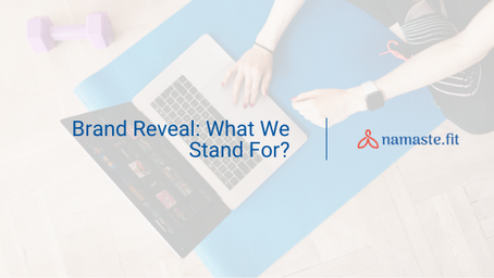 Brand Reveal: What We Stand For