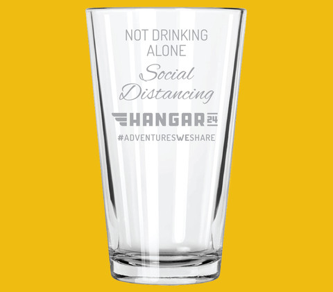 Commemorative Pint Glass (16 oz)
