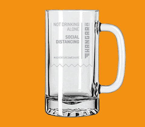 Commemorative Tankard Beer Mug (16 oz)