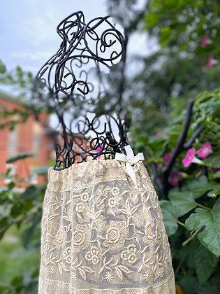 Antique Lace Slip or Undergarment