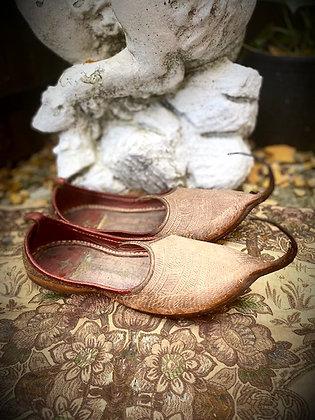 Vintage Turkish/Moorish Slippers