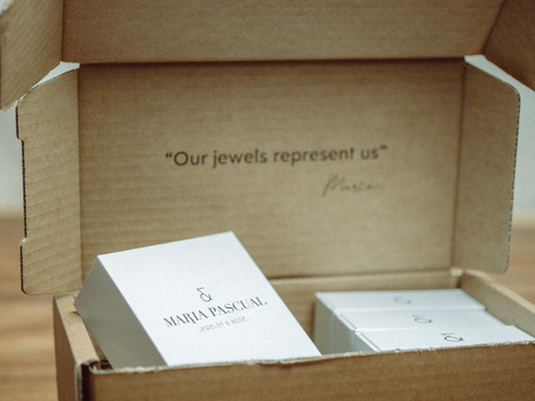 Maria Pascual - Packaging