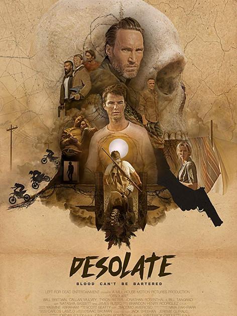 Desolate - Green Band Trailer (2019)