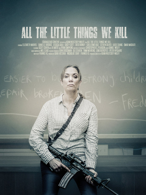 All The Little Things We Kill - Trailer (2019)
