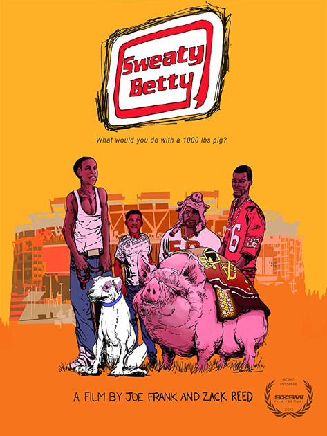 Sweaty Betty - Trailer