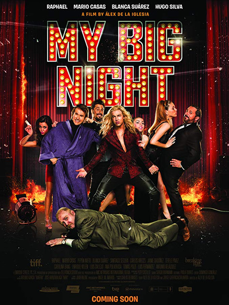 My Big Night - Trailer