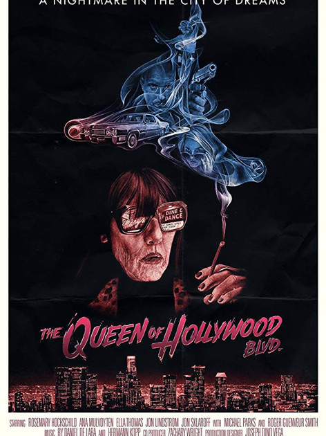 Queen of Hollywood Blvd - Trailer