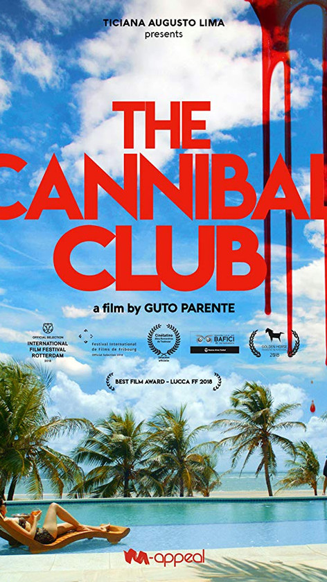 Cannibal Club - Red Band Trailer