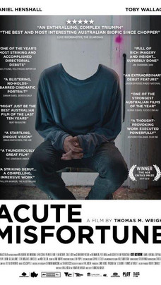 Acute Misfortune - Official Trailer (2020)