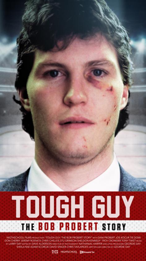 Tough Guy: The Bob Probert Story - Trailer (2019)