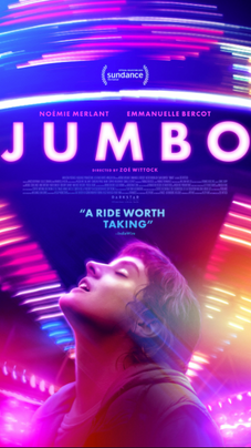 Jumbo - Official Trailer (2021)