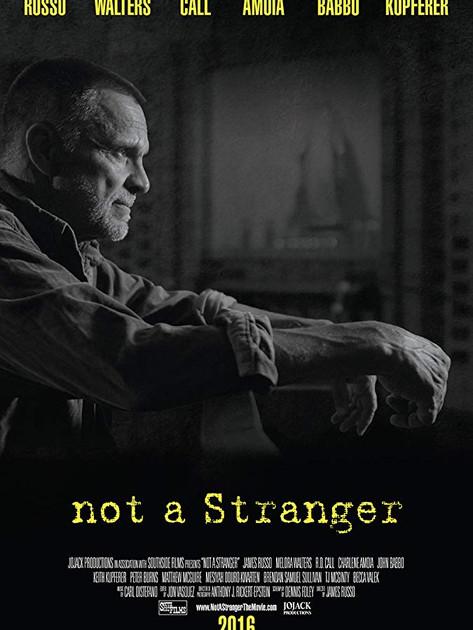 Not A Stranger - Trailer (2018)