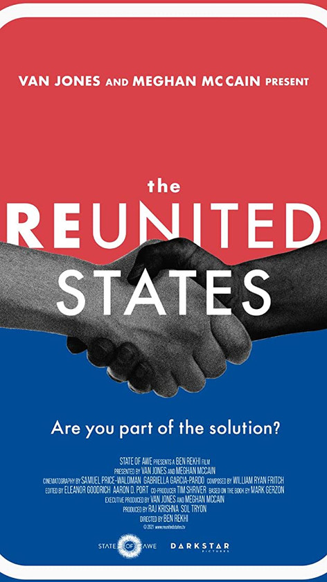 The Reunited States - Trailer (2021)