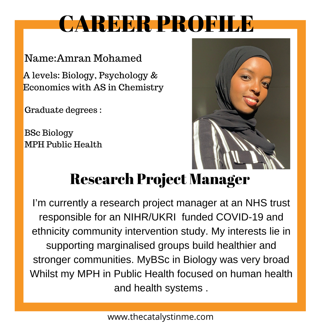 Amran Research Manager