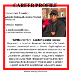 Jase Phd researcher