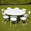 Thumbnail: Table ronde 8 personnes
