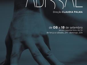 estreia e temporada ABISSAL - Centro Cultural São Paulo