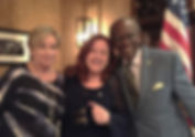 Rotary - Mary McDonnell March 13 2019.jp