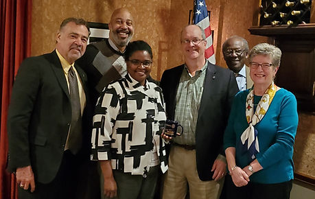 Rotary - Lutonya Russell-Humes February