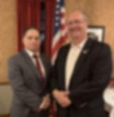 Rotary - Andy Sandor Fire Chief Oct 2019