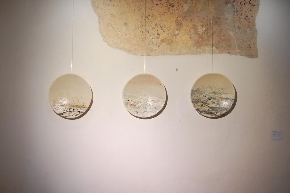 Landscape plates exhibition