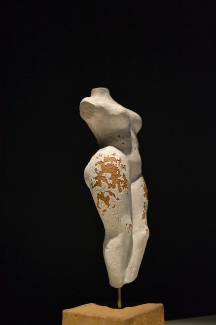 She - woman sculpture