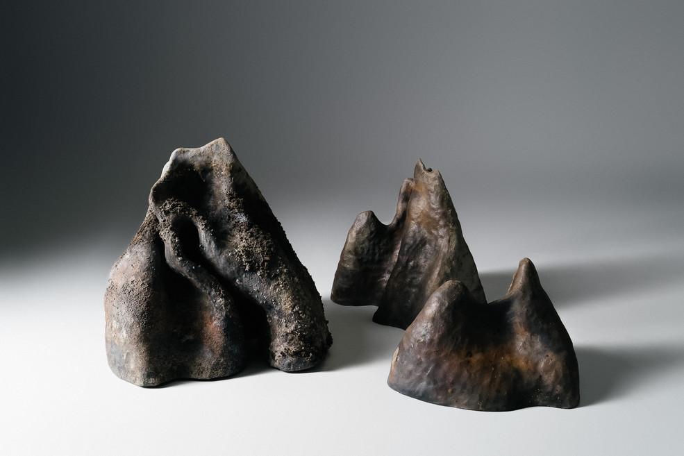 Mountain sculptures