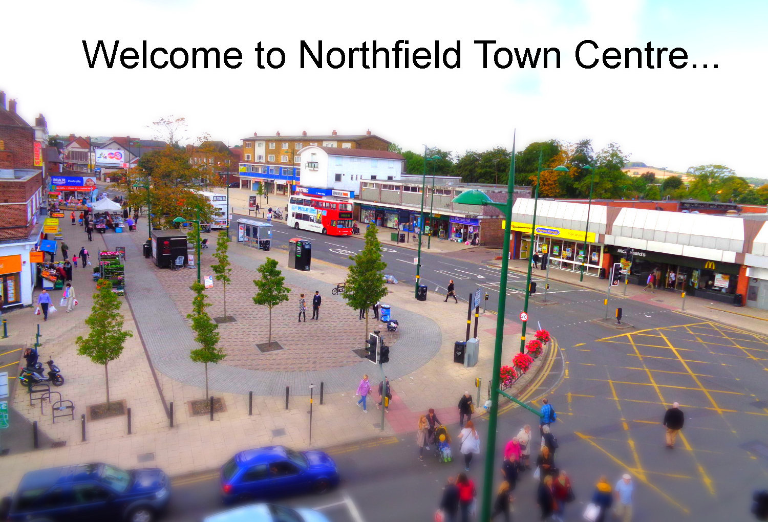 Northfield Town Centre