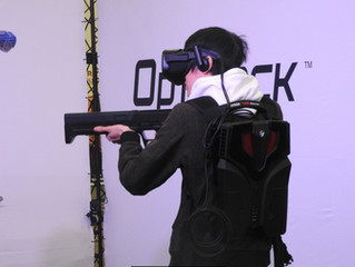 Venture Beat | OptiTrack adds realism to shooting games in VR