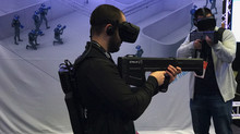 Upload VR | The New Striker VR Rifle Will be Sleeker, Stronger and Available Soon to Arcades
