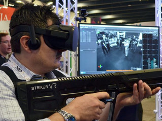 Road To VR | Hands-on: StrikerVR's Latest Prototype Haptic Gun Packs More Than Just Virtual Bullets