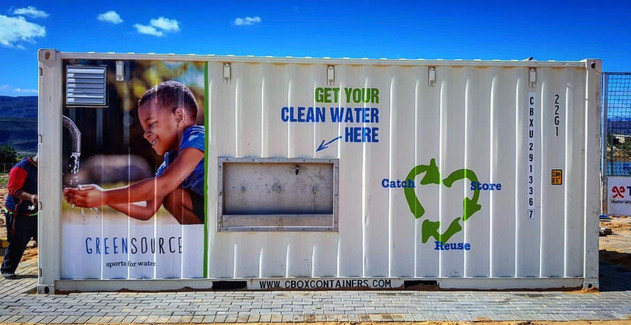 GreenSource Ultrafiltration Water System