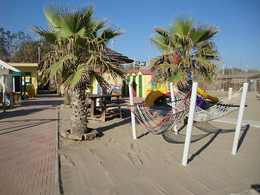 beach club 23 riccione - bagni Malibù