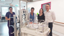Flagon & Dragon helps to give quality of care to region's newborns