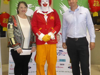 A little message of hope from our gold sponsor McDonald's Mackay