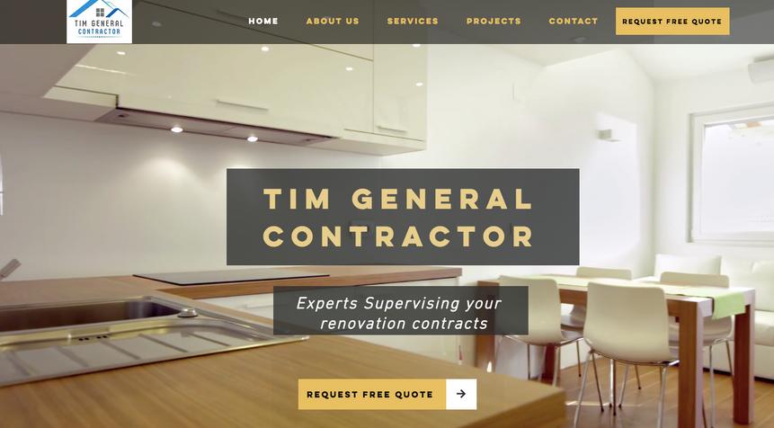 Tim General Contractors