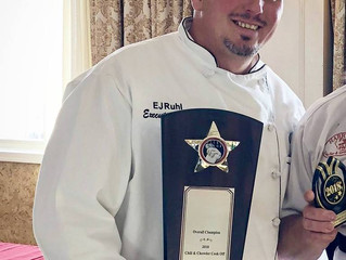 The Shore Club's Executive Chef Takes Home Overall Win
