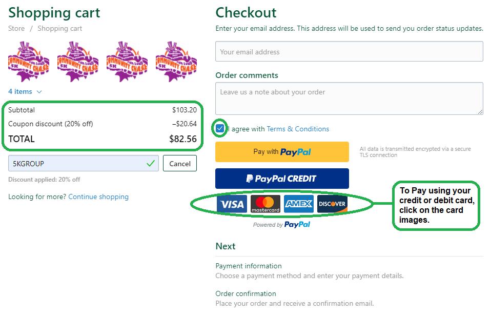 Verify Discount
